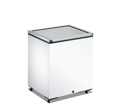 Ice cream freezer 200l