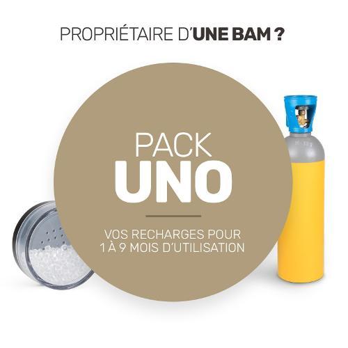 Pack de recharge de consommables pour votre BAM