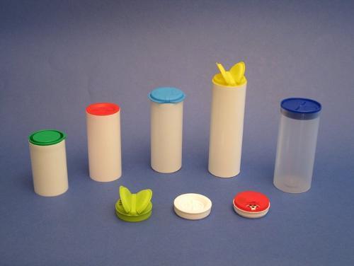 dispenser di polipropilene di diverse grandezze