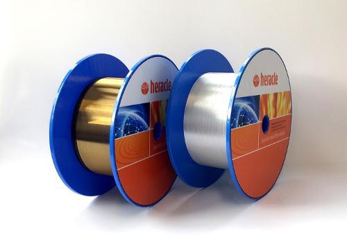 Singlemodefaser mit Metallbeschichtung