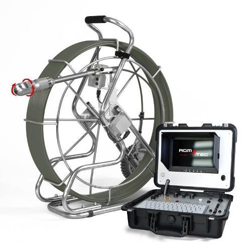 Tubicam® XL 360HAD – Caméra de canalisation rotative