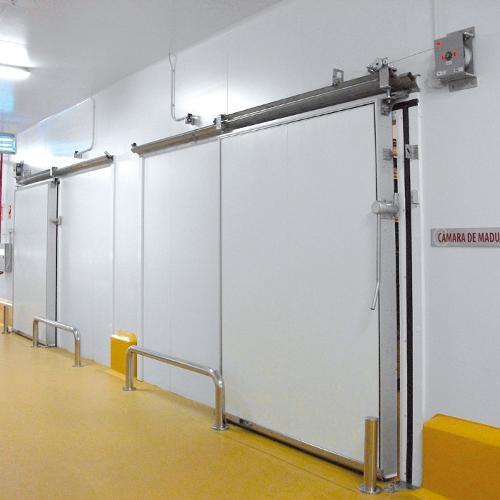 Puerta corredera IFIRE EI2-60