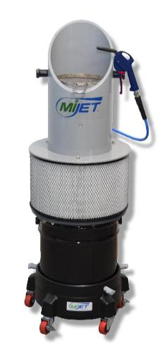 MiJET part cleaning system 20,3cm