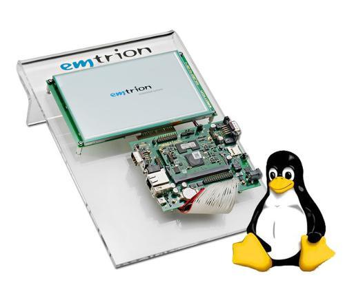 Developer Kit RZ/G1E mit Linux