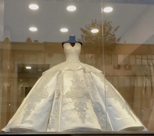Robe de mariée prensses