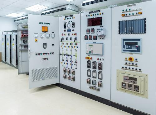 Automation solution, Electric panels, Electric systems
