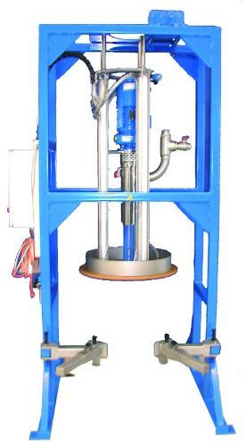 Fassentleerung ViscoMT-XL / Behälterentleerung