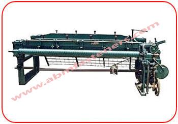 Hexagonal Wire Netting Making Machine