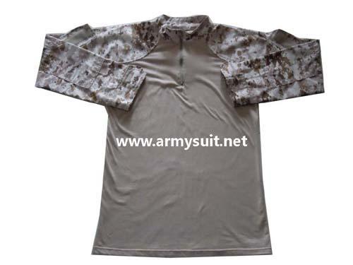 tactical combat shirt digital desert