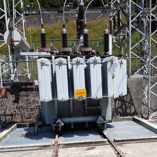Système D'extinction Pour Fosse Sous Transformateur Électrique