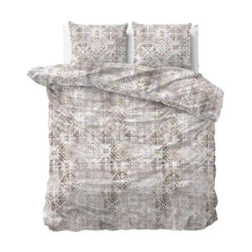 Bombažna posteljnina Svilanit Oyna - bež