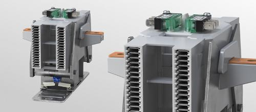 AC / DC contactor, bidirectional