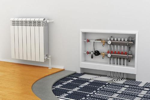 Calefacción - Отопление
