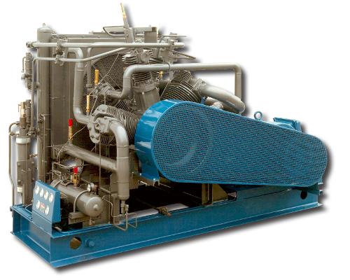 Kompressoren für idustrielle Anwendungen