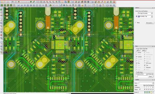 CAO/ Routage de projets électroniques