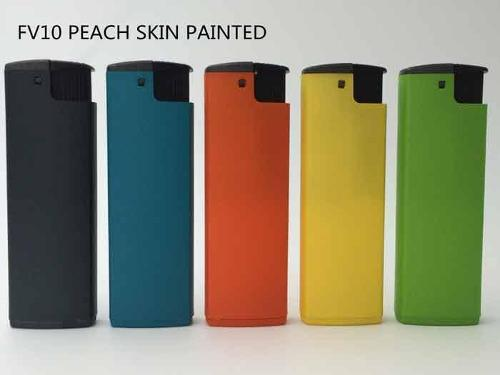 Peach-skin Turbo Briquet
