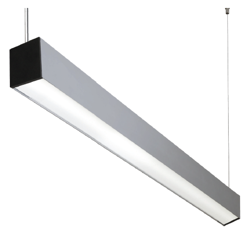 Suspended Linear LED Lighting