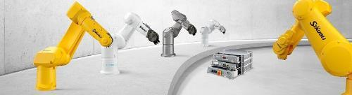 Stäubli Sechsachs-Industrieroboter