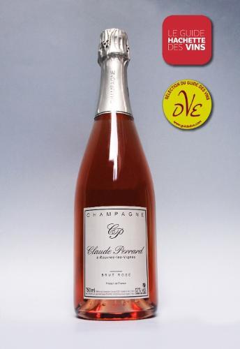 Champagne Claude PERRARD Brut Rosé