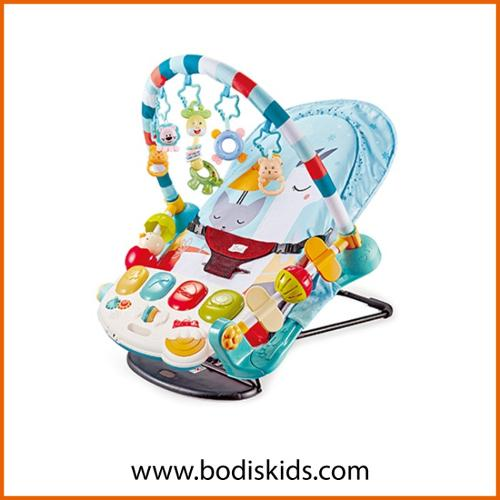 Hot Kids Baby Music Electronic rocking chair baby
