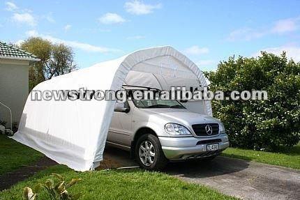 Small Potable Garages and carports