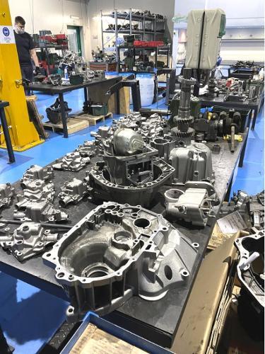 Engines Repair and Overhaul