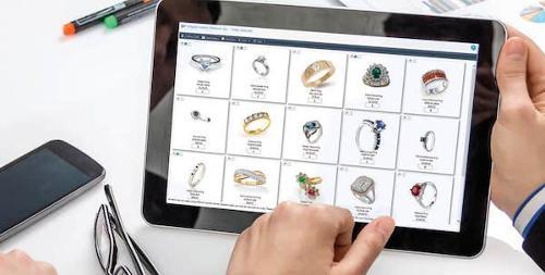 Catalogo Gioielli - Fabbrica, Produzione, E-shop, B2B