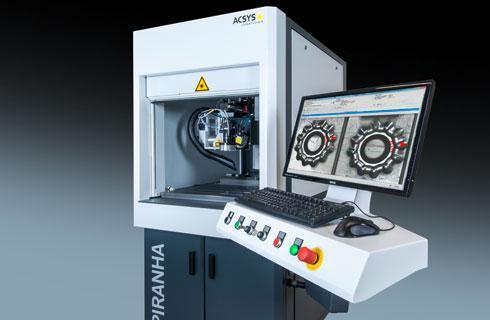 Lasersysteme für die Materialbearbeitung