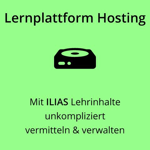 Lernplattform Hosting