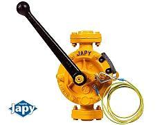 Pompe manuelle nue semi-rotative
