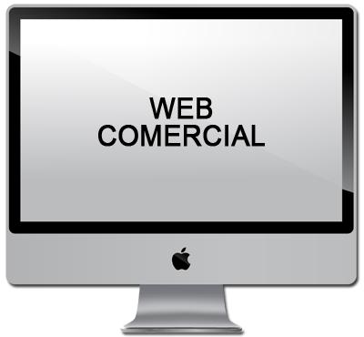 Web comercial