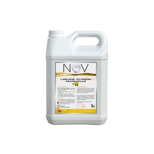 Liquide vaisselle plonge manuelle NOV 5 L ELCO PHARMA