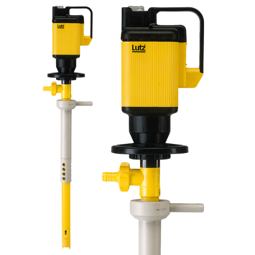 Drum pump MP-PP with motor MA II 3
