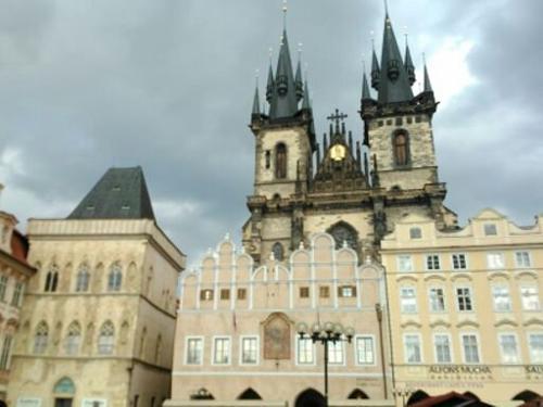 Visitas guiadas por Praga