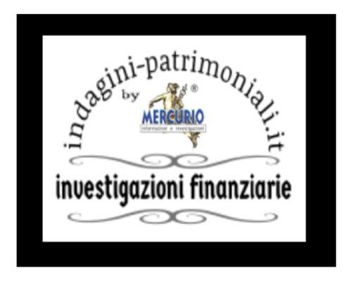 Indagine Patrimoniale (in tutta Italia, in 15 giorni)