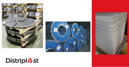 Emballage de protection en polypropylène alvéolaire