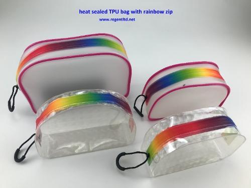 PVC trasparente, borsa in EVA-2