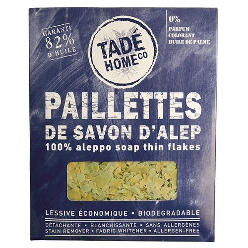 Paillettes de savon d'Alep