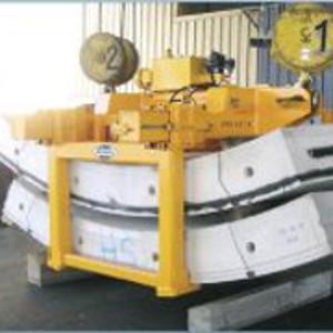 Pince Hydraulique De Stockage