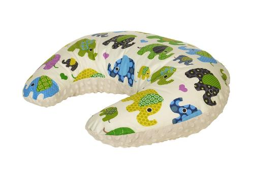 Nursing and butterfly pillow