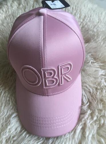 Customized satin peak cap