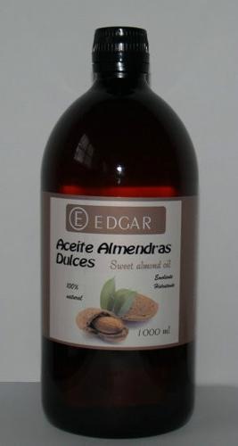 Aceite de almendras dulces para masaje