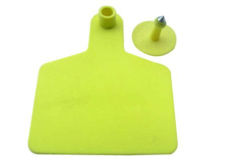 93x76mm Cow /Cattle TPU ear tag