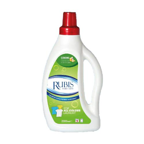 Rubis Laundry Conditioning Detergent 2000 Ml