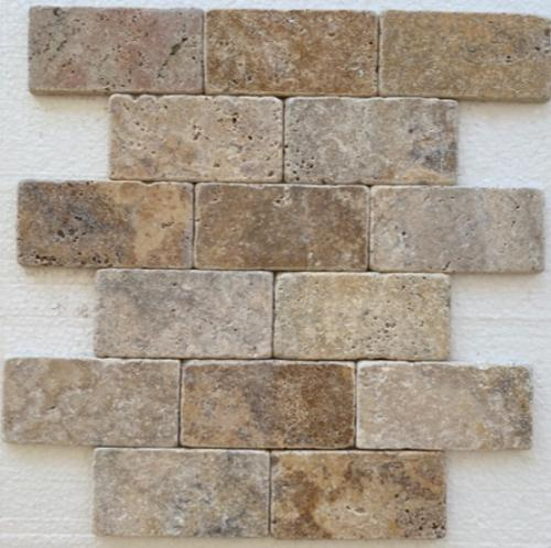 Tumbled Scabos Travertine