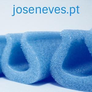 Espumas e plástico bolha de ar