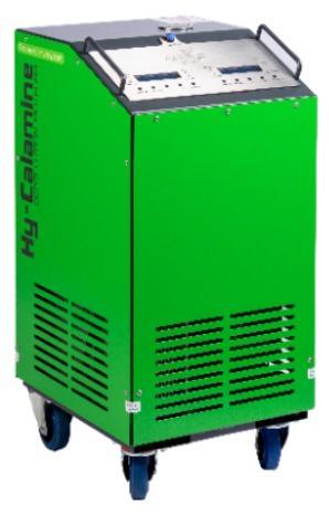 Decarbonizzazione del motore • Hy-Carbon 1000S