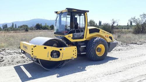 USED BOMAG BW213 D-5 SOIL COMPACTOR FOR SALE