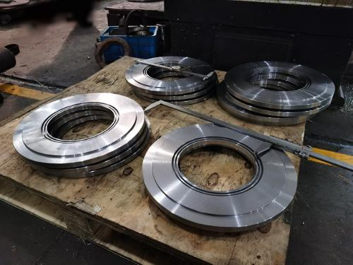 Large Size Steel Turned Parts