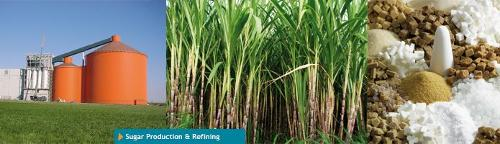 Sugar plants EPC construction